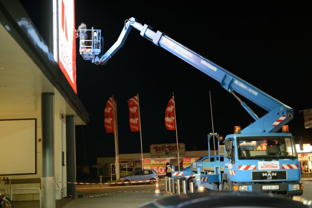 LKW Hubarbeitsbühnen leihen