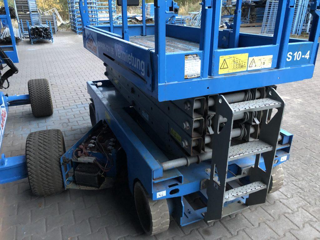 GS2626 Scherenarbeitsbühne gebraucht