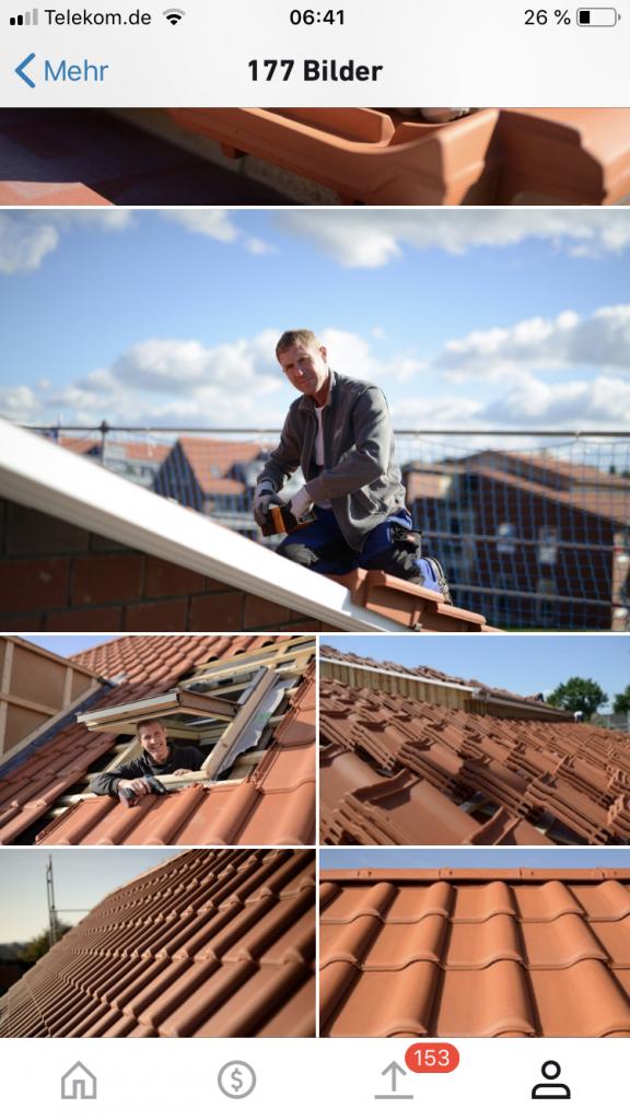 shutterstock Dachziegel
