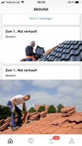shutterstock Dachziegel schwarz