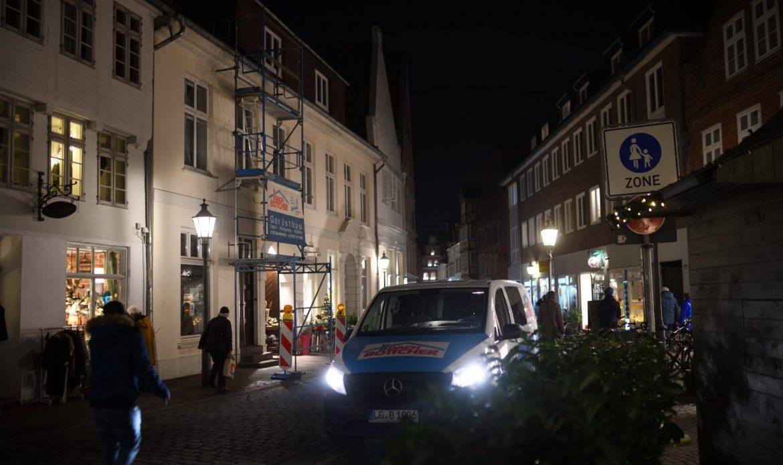 dachdecker-böttcher-bardowick-Gerüst-Lüneburg